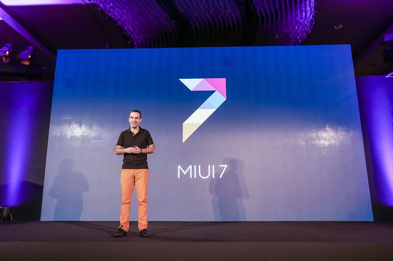 Xiaomi unveils new version of MIUI 7