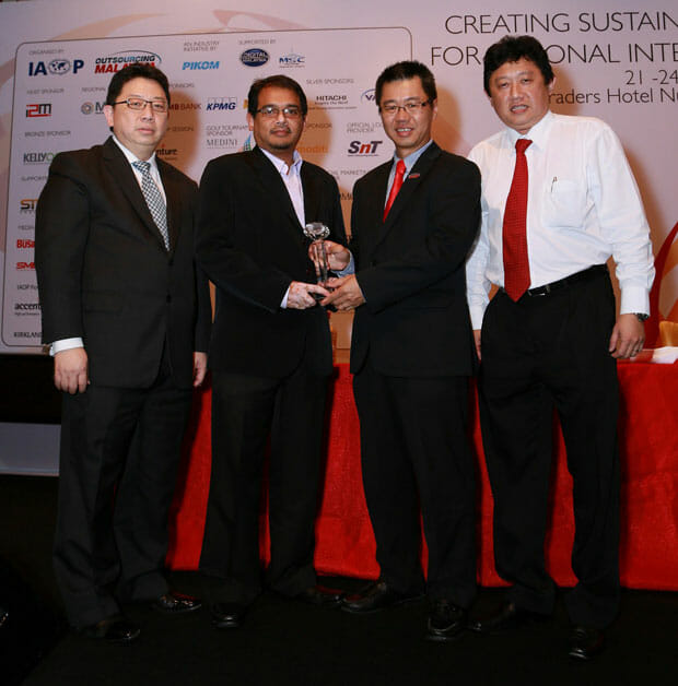 Best Outsourcing Companies Recognised at APOS 2013
