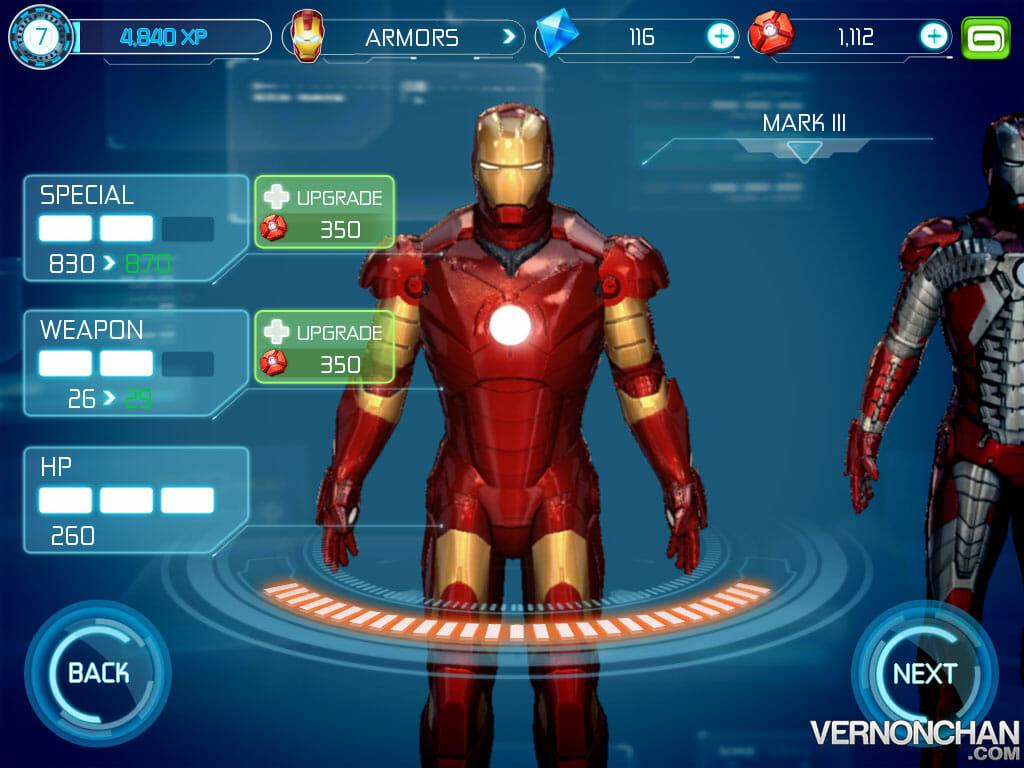 review] gameloft's iron man 3 hd