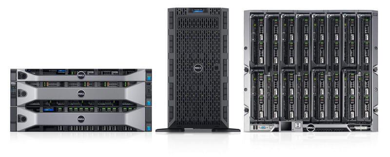 Dell PowerEdge 13G family