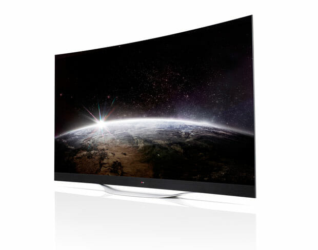 LG 77-inch OLED TV