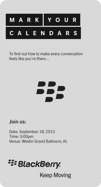Invite-BlackBerry-Malaysia-Press-Conference