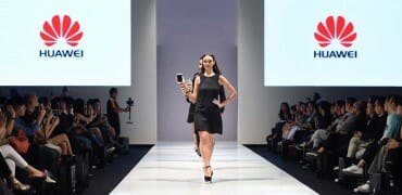 Huawei at KL Fashion Week 2015