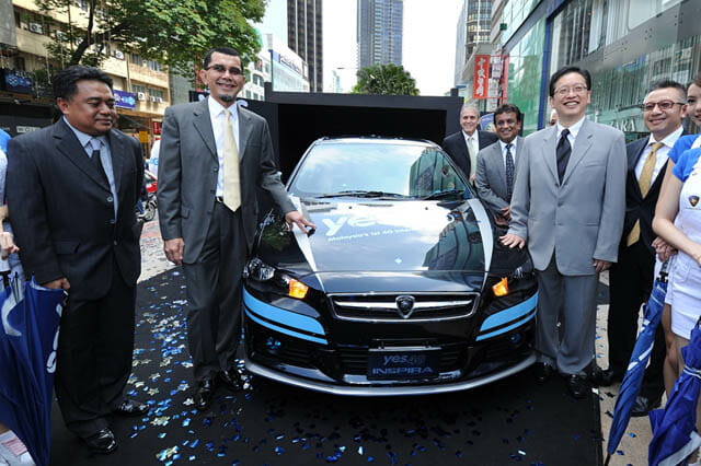 PROTON and Yes to introduce Malaysia's first 4G internet-enabled cars