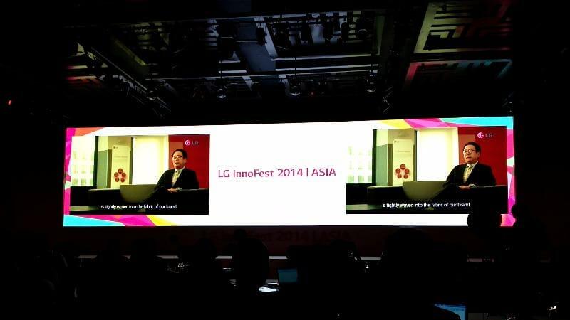 LG InnoFest 2014