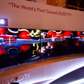 LG showcases world's first Curved OLED TV in Malaysia