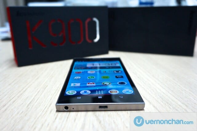 Lenovo K900 Review