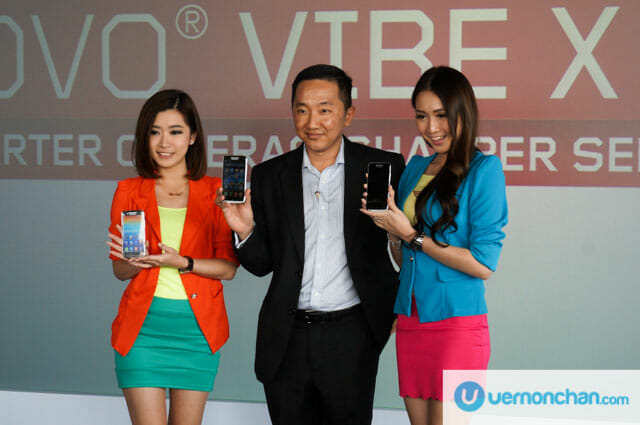 Lenovo Vibe X Launch