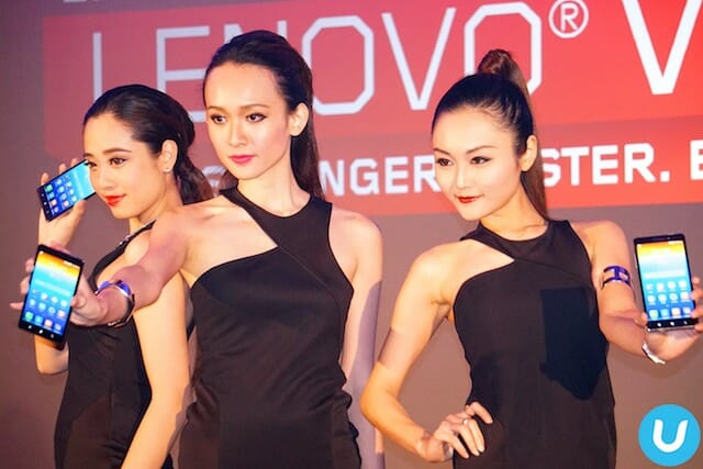 Lenovo Vibe Z launch