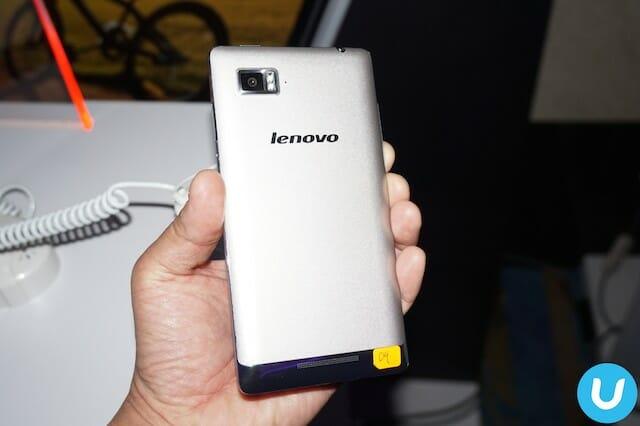 Lenovo Vibe Z launch