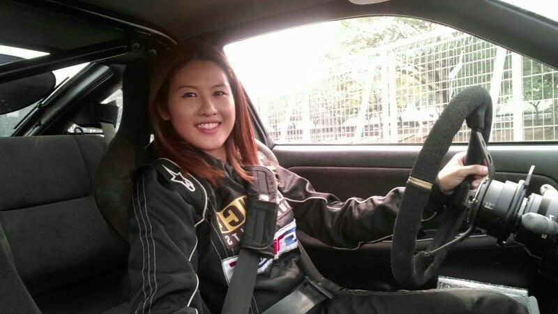 Leona Chin and the Xperia C3