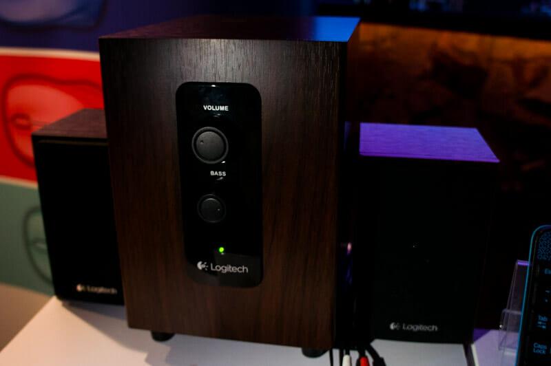 Logitech Z443 Multimedia speakers