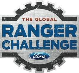 The Global Ranger Challenge logo