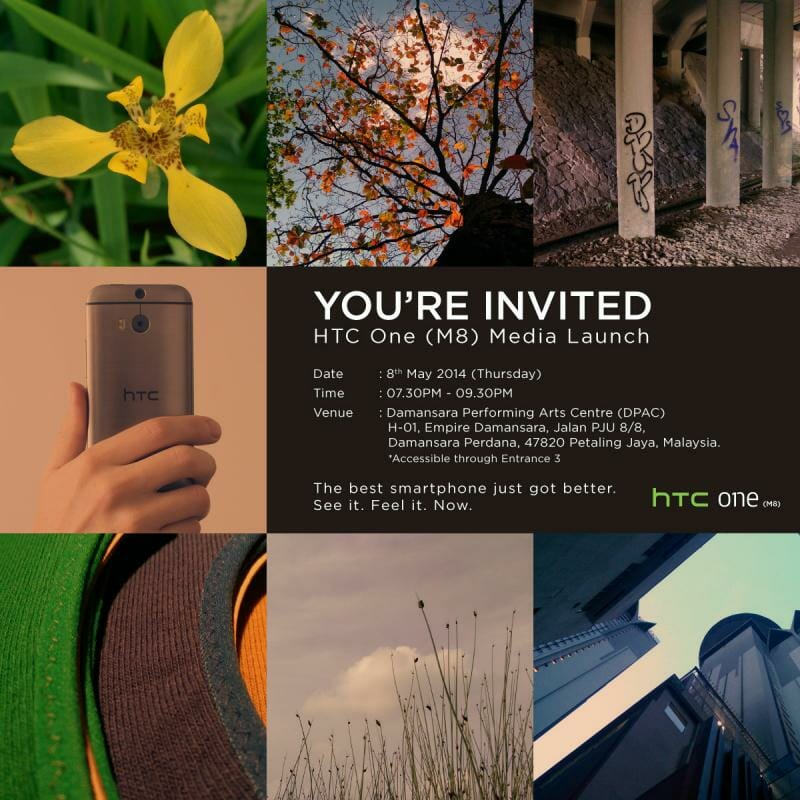 New HTC One (M8) Coming on 8 May 2014