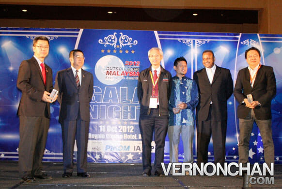 Outsourcing Malaysia Excellence Awards Dinner: Honouring The Industry Players