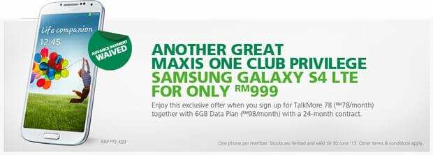MOC Maxis 4G LTE