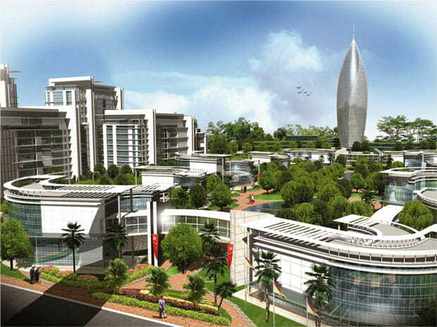 MSC Cyberport City in Iskandar Malaysia to Start Phase 1 Development in Early 2014