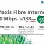 Maxis offers lowest 10Mbps fibre internet rates in Malaysia