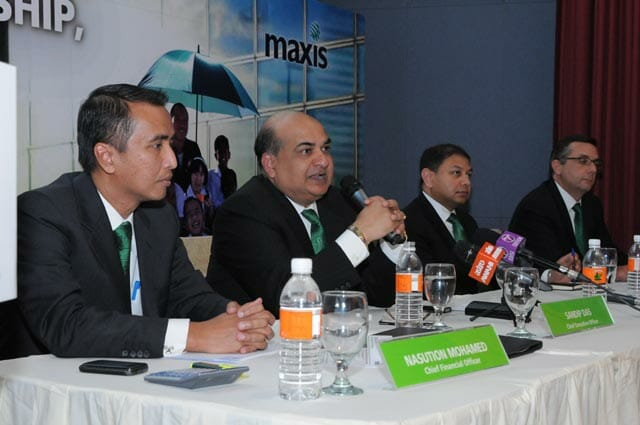 Maxis Q2 2012 Financials - 2