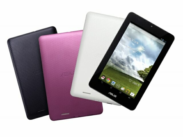 """Asus MeMO Pad 7"""" Android Tablet"""