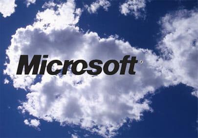 Microsoft-Cloud. Image credit: LatestDigitals.com