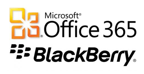 Microsoft Offie 365 meets BlackBerry