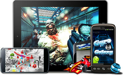 Mobile Games - Socialcubix