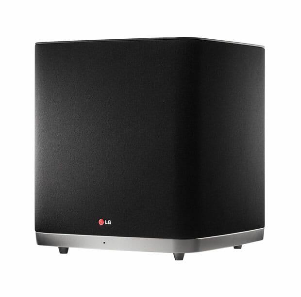 LG NB5540-Woofer @ CES 2014