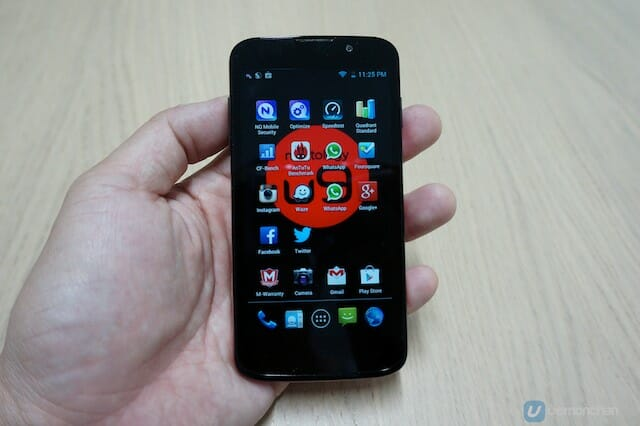 Ninetology U9R1 smartphone reviewed.http://vernonchan.com/tag/ninetology/
