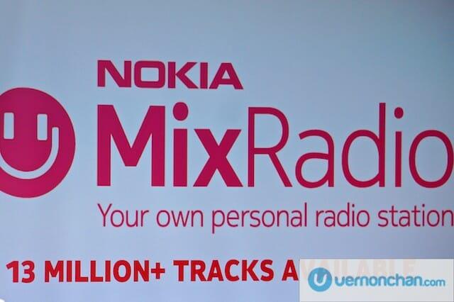 Nokia MixRadio 2