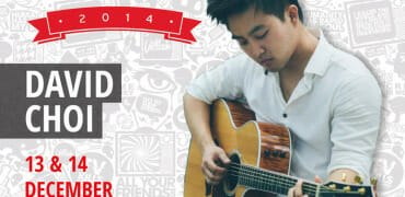 David Choi #OHHSOME Fest