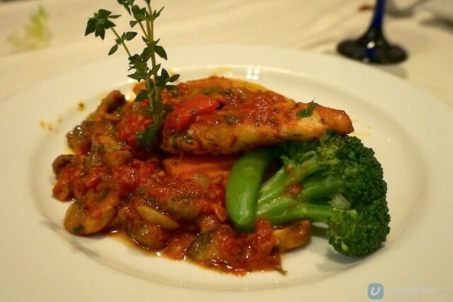 Chicken Cacciatore | Opus Bistro Preview 15