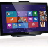 Philips Introduces New C-Line Windows 8 Touch Monitors