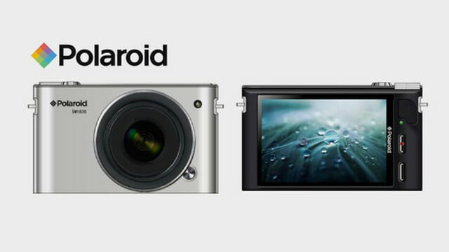 Polaroid Android Camera. Image credit: Gizmodo