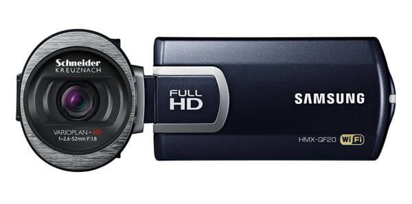 Samsung QF20 camcorder