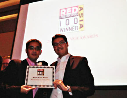 Red Herring 100 Award Winner: MACROKIOSK