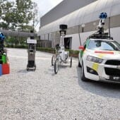 Street View gear. Image source: Google