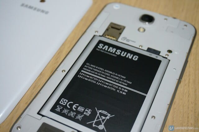 Samsung GALAXY Mega 1