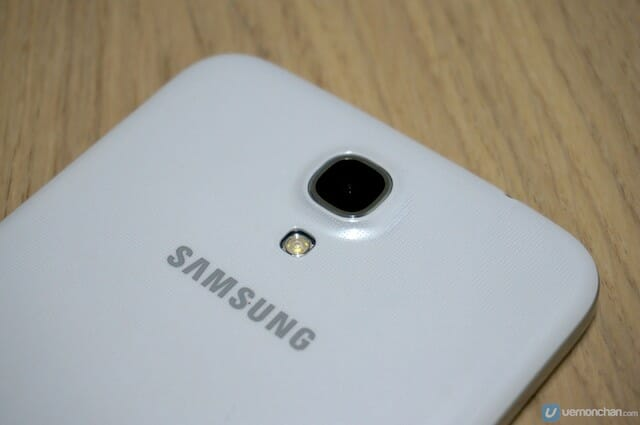 Samsung GALAXY Mega 8