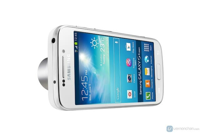 Samsung Announces GALAXY S4 zoom LTE Edition, Now in Europe