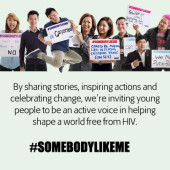#SomebodyLikeMe Gets People Talking About HIV/AIDS
