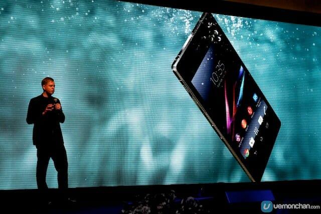 Sony Xperia Z1 Launch 3