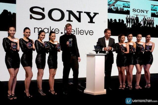 Sony Xperia Z1 Launch 4