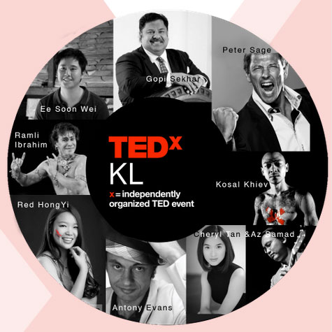 "TEDxKL Themed ""Life Hacking"", Coming on 3 August 2013"
