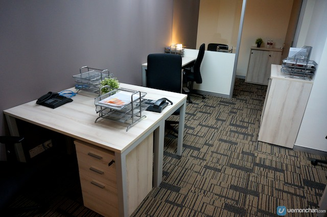 The Nomad Offices 8