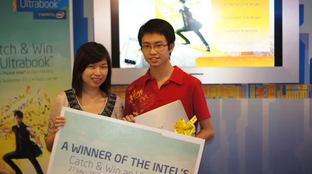 The Ultimate Catch Event 4 Winner - Ho Zhen Meng