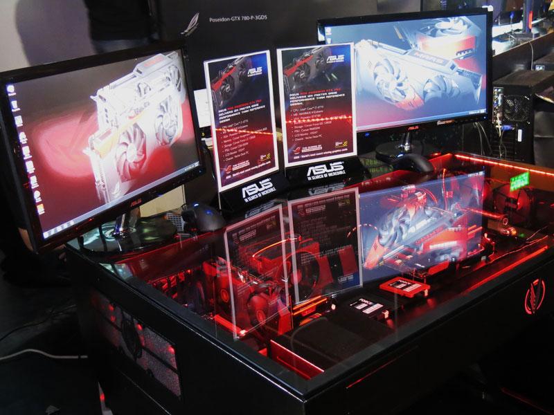 Dual Rig Desk PC