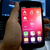 Canonical Releases Ubuntu Touch 13.10, Stable Release for Smartphones