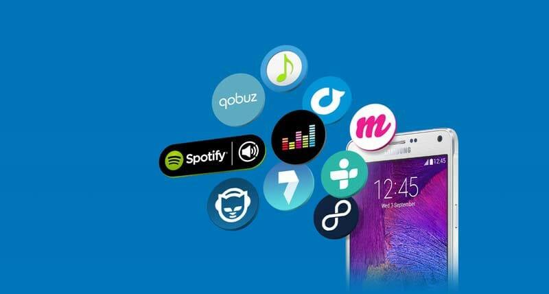 Samsung Wireless Audio 360 R7 WAM7500
