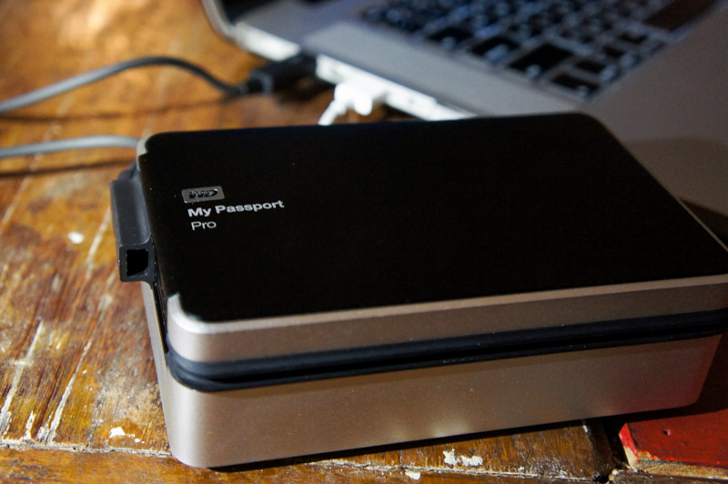 [Review] My Passport Pro (4TB): Blazing fast Thunderbolt storage for the pros